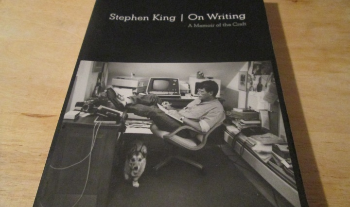 Stephen King, On Writing, Memoir