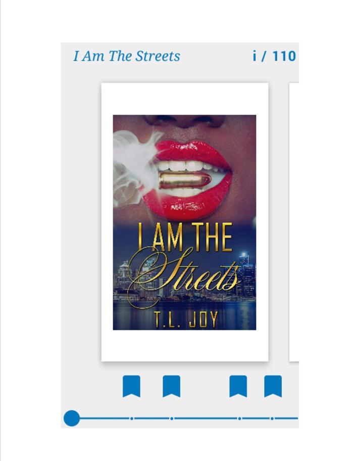 I Am the Streets, T.L. Joy, Google, Play Store, Cover Art, Book Cover