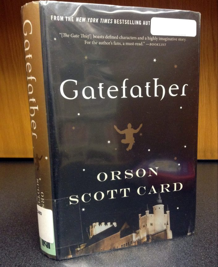 Gatefather, Orson Scott Card, Mither Mages Series