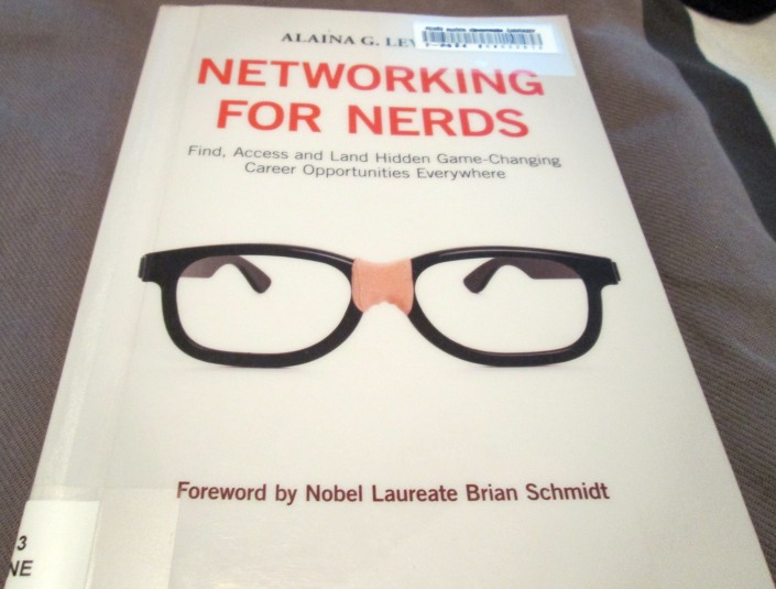 Networking for Nerds, Alaina Levine, STEM