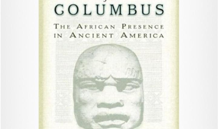 They Came Before Columbus Cover Art, Audio