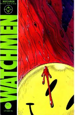 graphic novel, alan moore, Dave Gibbons