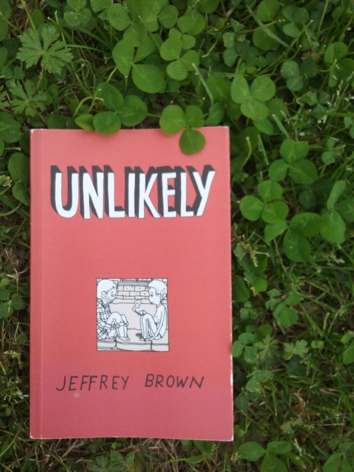 How I lost my Virginity, Jeffrey Brown, graphic novel, Clumsy