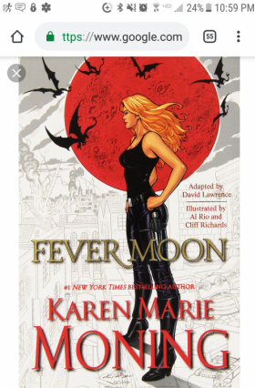 Karen Marie Moning, graphic novel