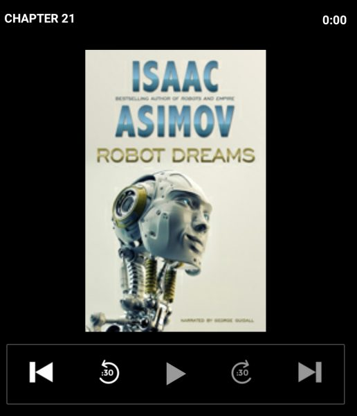 Isaac Asimov science fiction Anthology, the last question