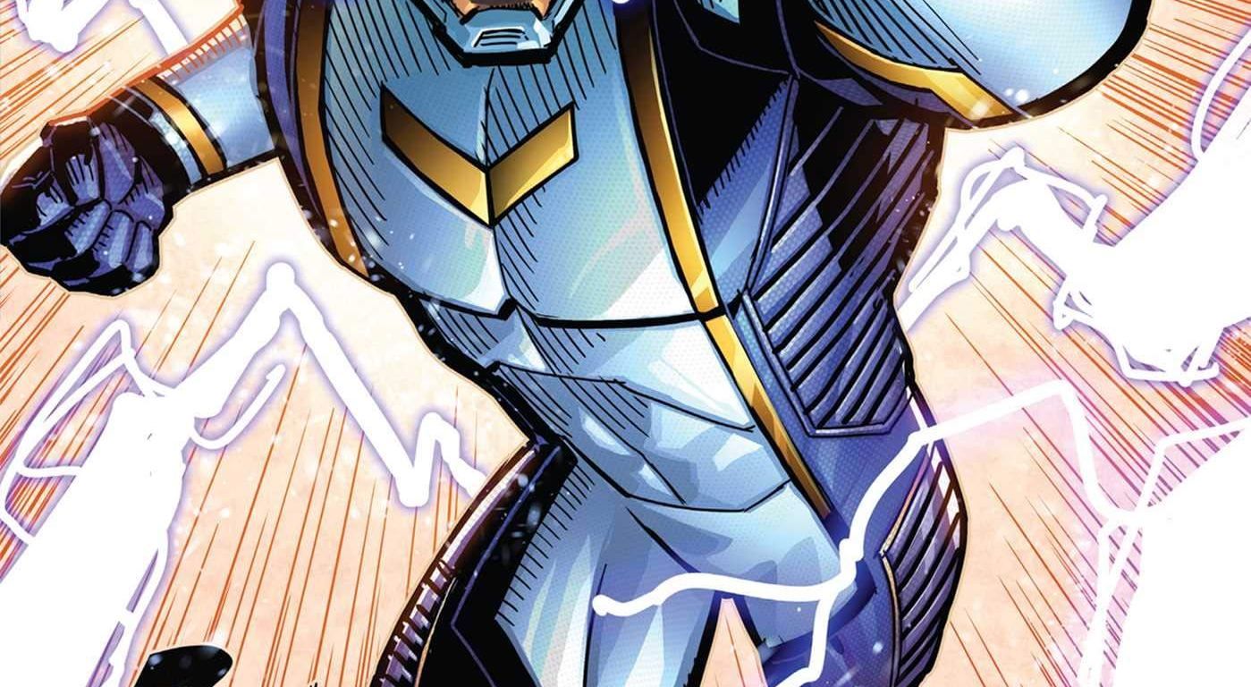 graphic novel, black superhero