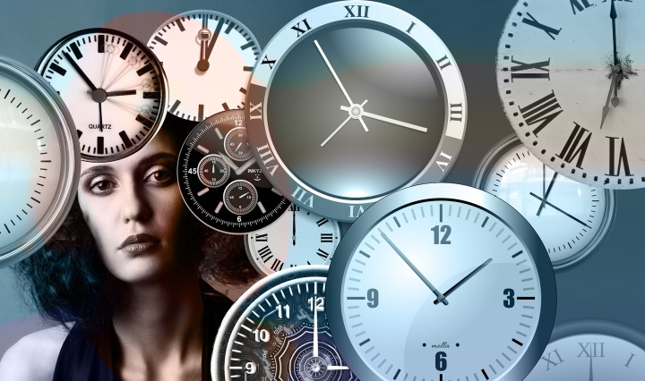 time travel, gears